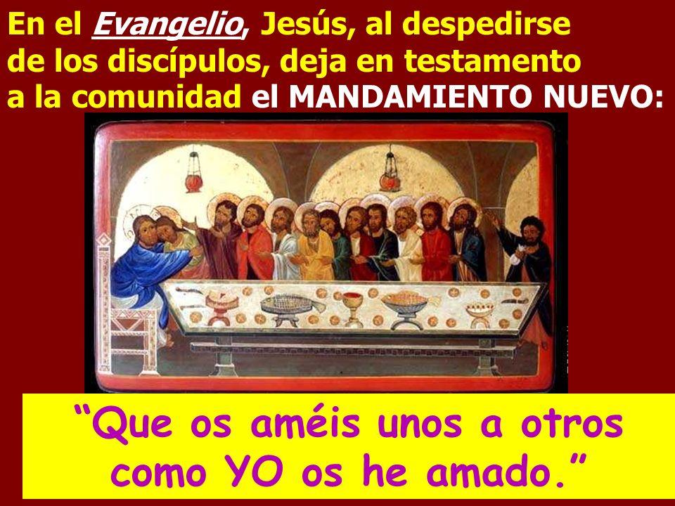 - La 2ª Lectura muestra el rostro final de la Iglesia, esa Comunidad, llamada a vivir en el amor. La Iglesia quiere ser la esposa de Cristo, arreglada