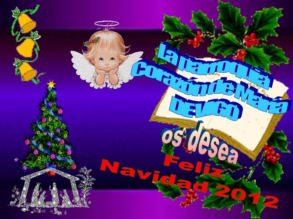 Os traigo una buena noticia, una gran alegría: nos ha nacido un salvador: el Mesías, el Señor.