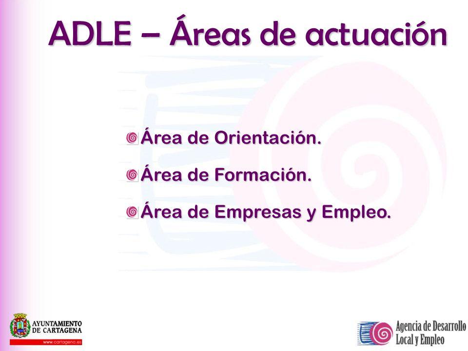 Entidades colaboradoras con la ADLE Comunidad Autónoma de Murcia.