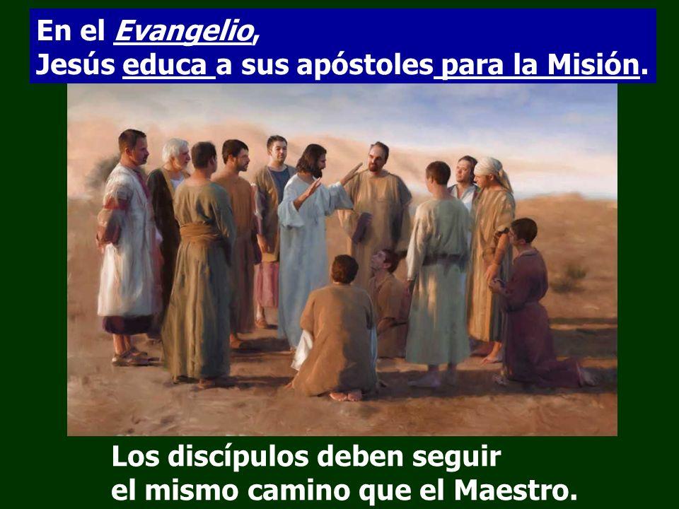 En la 2ª Lectura, Pablo afirma que Cristo es para nosotros el gran Sacerdote, mediador entre Dios y los hombres, al que podemos acercarnos para alcanz