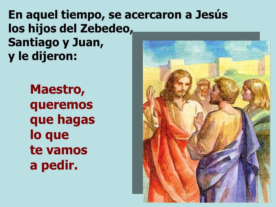 Los discípulos deben seguir el mismo camino que el Maestro. En el Evangelio, Jesús educa a sus apóstoles para la Misión.