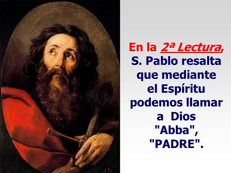 La 1ª Lectura presenta al Dios de la ALIANZA. Es parte de un discurso de Moisés, al final de su vida, en el que resume la Alianza y sus exigencias. Re