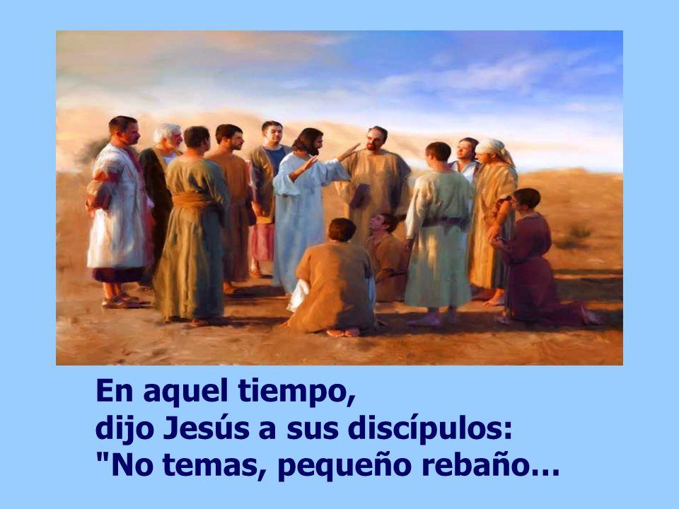 . Los Siervos que esperan al Señor.. El Ladrón que llega por sorpresa.. El Administrador fiel.. - Les propone 3 PARÁBOLAS: