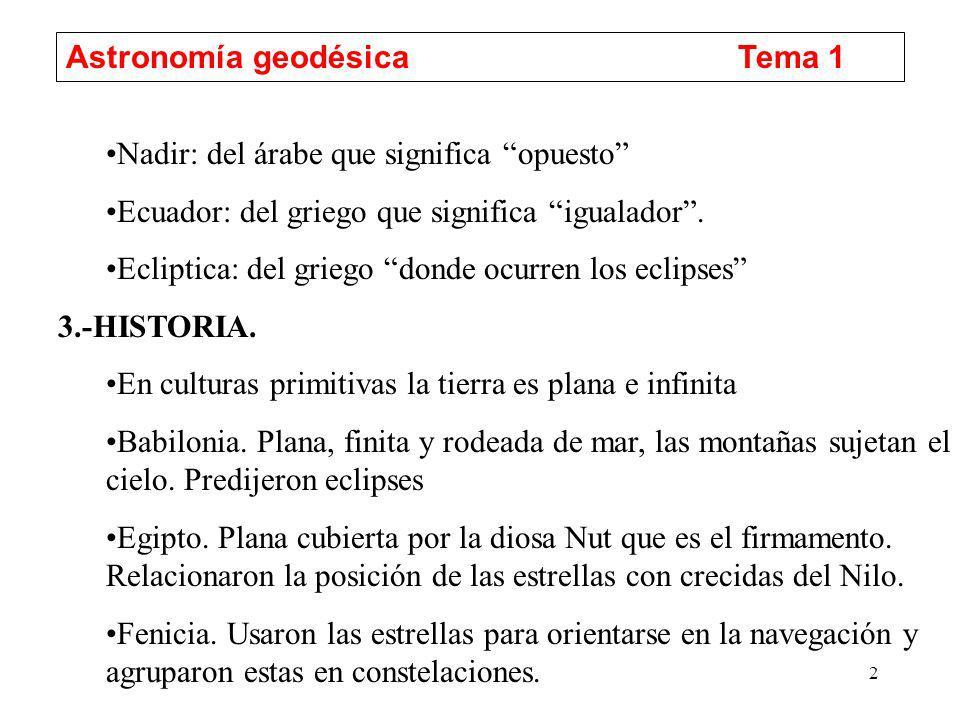 3 Astronomía geodésicaTema 1 China.
