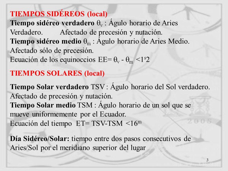 14 1582 d.C.: FECHA JULIANA.Propuesta por José Scaliger, como una forma de medir el tiempo.