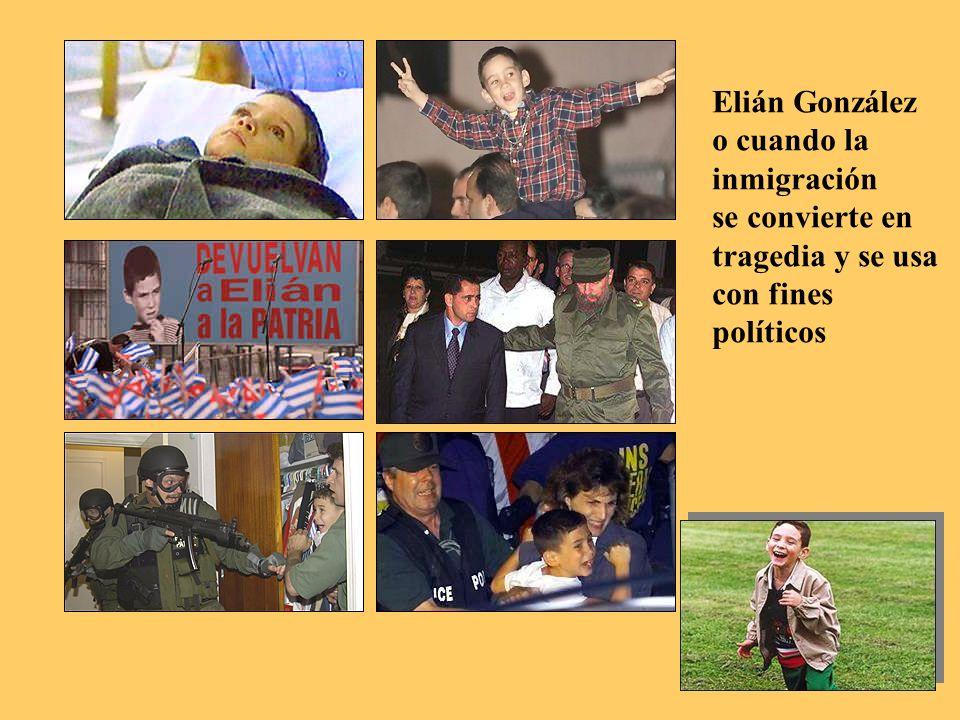 Elián González o cuando la inmigración se convierte en tragedia y se usa con fines políticos