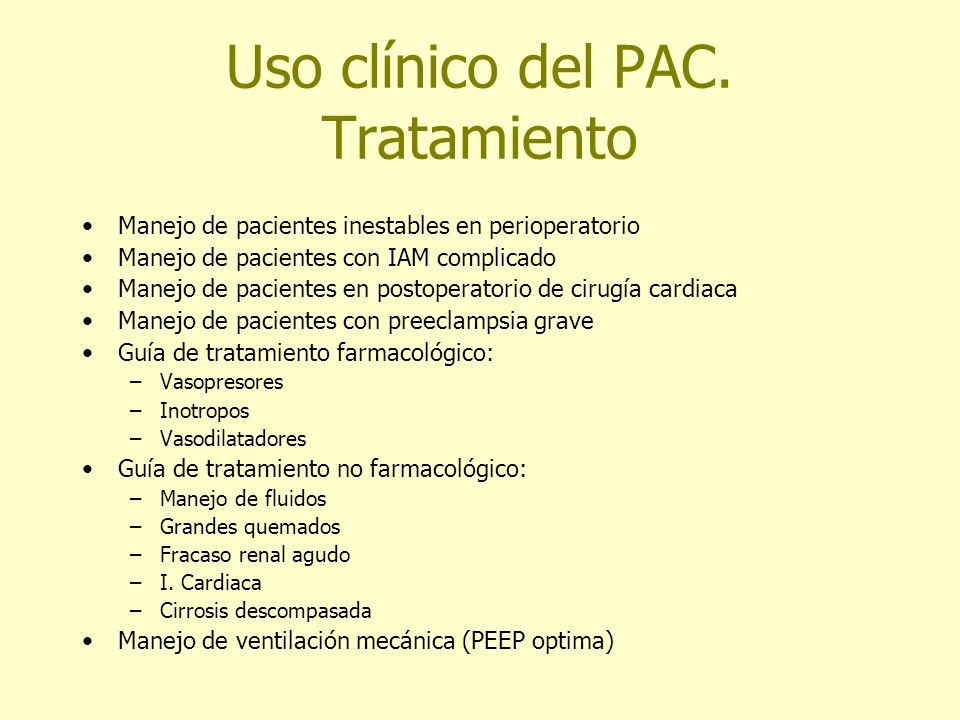 Assesment of the clinical effectiveness of pulmonary artery catheters in managemend of patients in intensive care (PAC-Man): a randomised controlled trial Sheyla Harvey, et al.