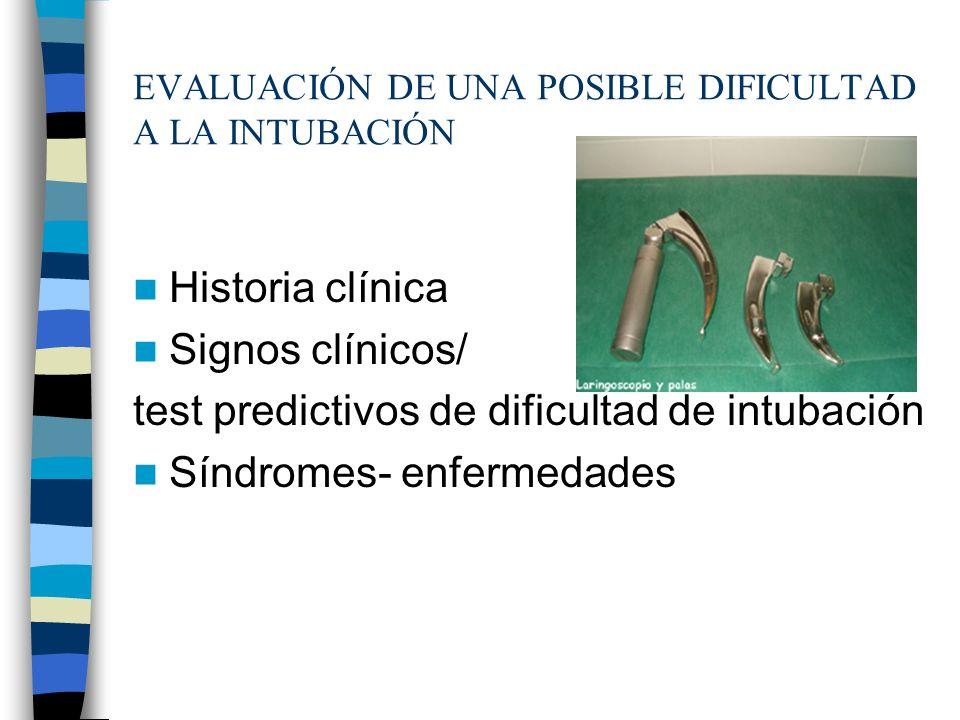 Inserción bifásica Paciente despierto o dormido No hay que introducir ningún dedo en la boca del paciente FASTRACH