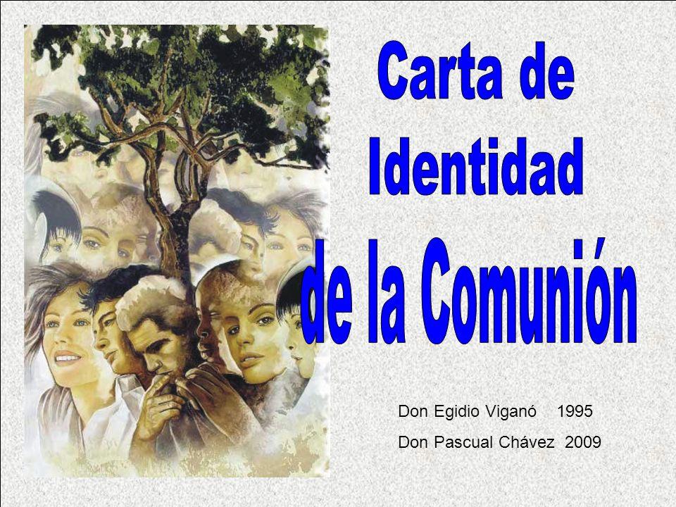 Don Egidio Viganó 1995 Don Pascual Chávez 2009