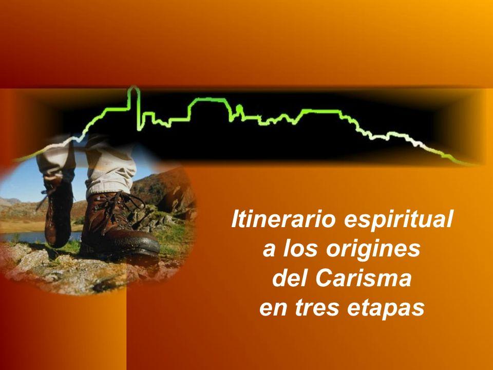 1ª Etapa Turín …es cosa del corazón partir llamada a la misionariedad