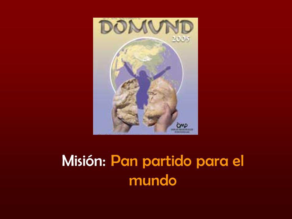 Misión: Pan partido para el mundo