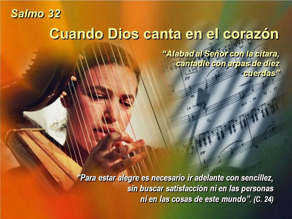 Con Dios nada temo Salmo 27 Una cosa pido al Señor, esa sola busco: habitar en la casa del Señor todos los días de mi vida Una cosa pido al Señor, esa