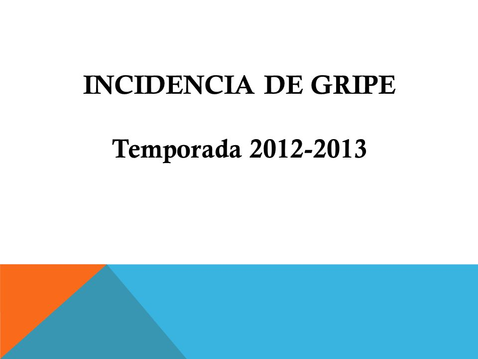 Casos de gripe declarados en Navarra por temporadas al sistema EDO 21 casos /1000 h.