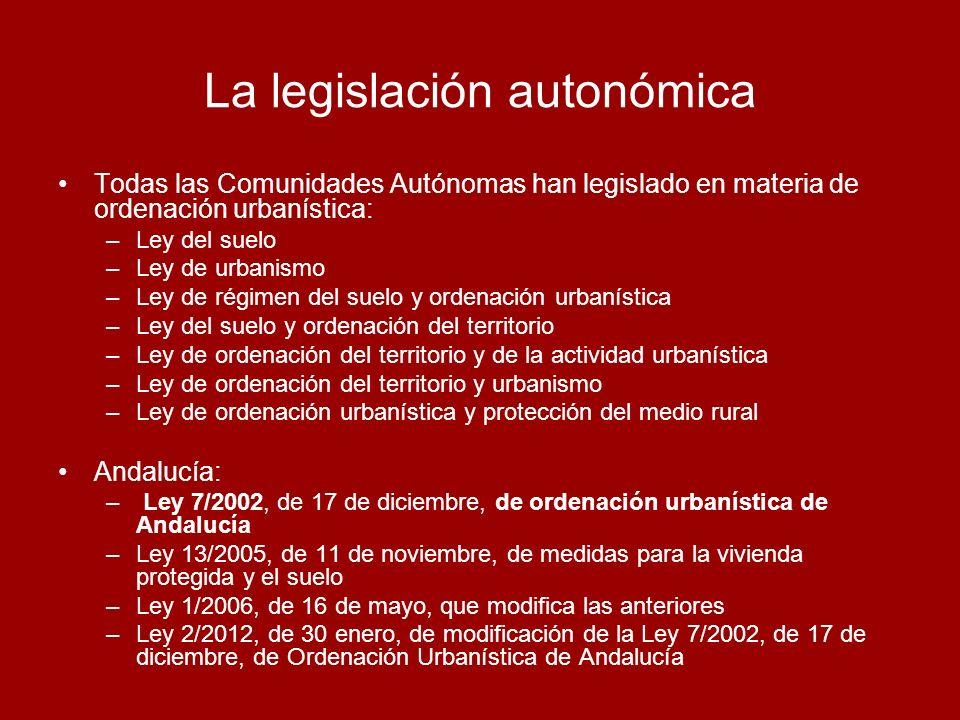 LEY DEL SUELO DE 2008 (I) Art.1º.