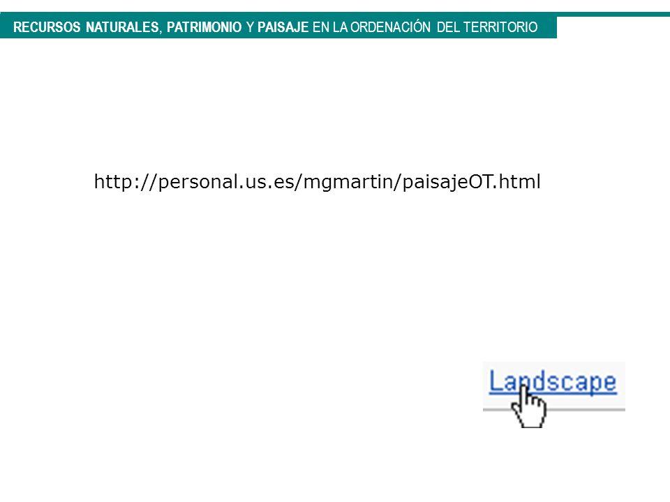 http://personal.us.es/mgmartin/paisajeOT.html
