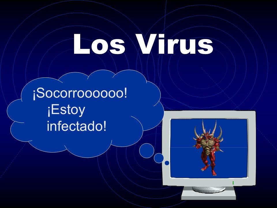 Los Virus Autor: Francisca Montañéz
