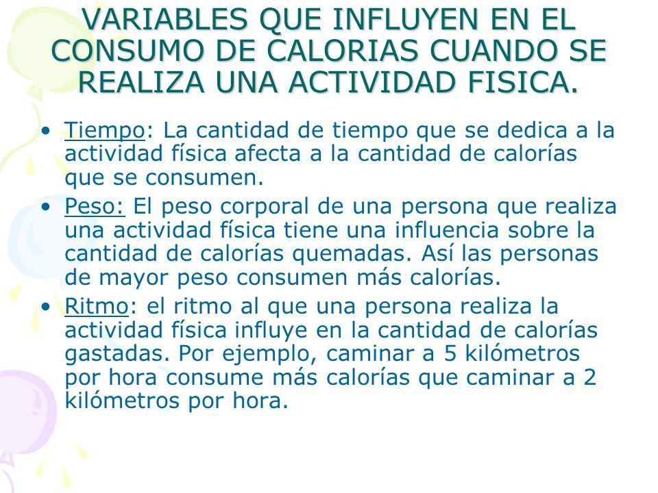 CONSECUENCIA DE LA INACTIVIDAD FISICA.