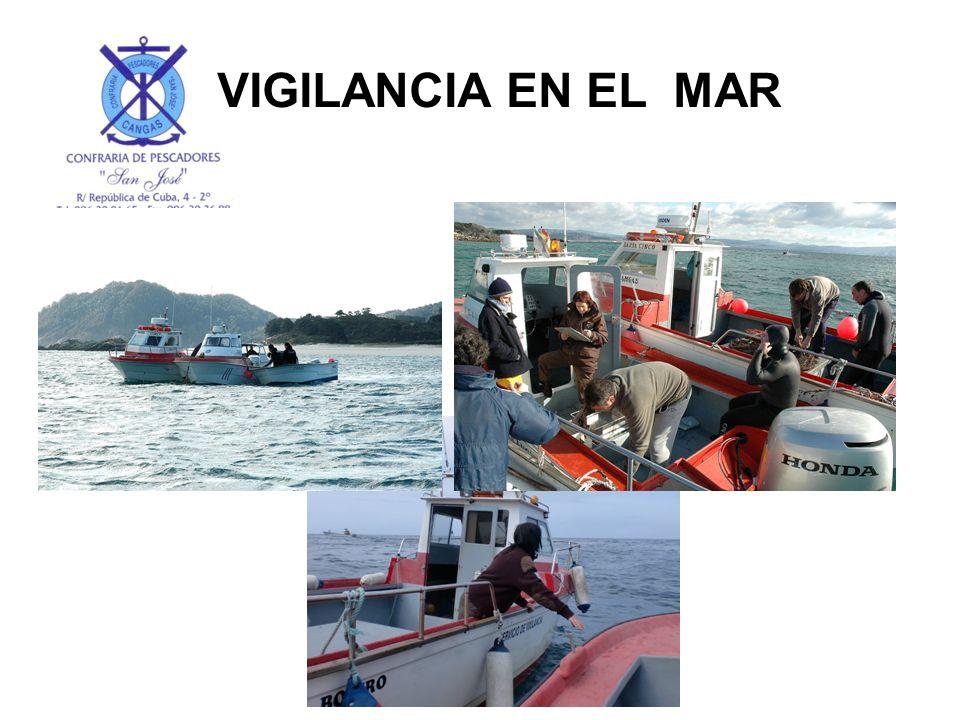 VIGILANCIA EN EL MAR