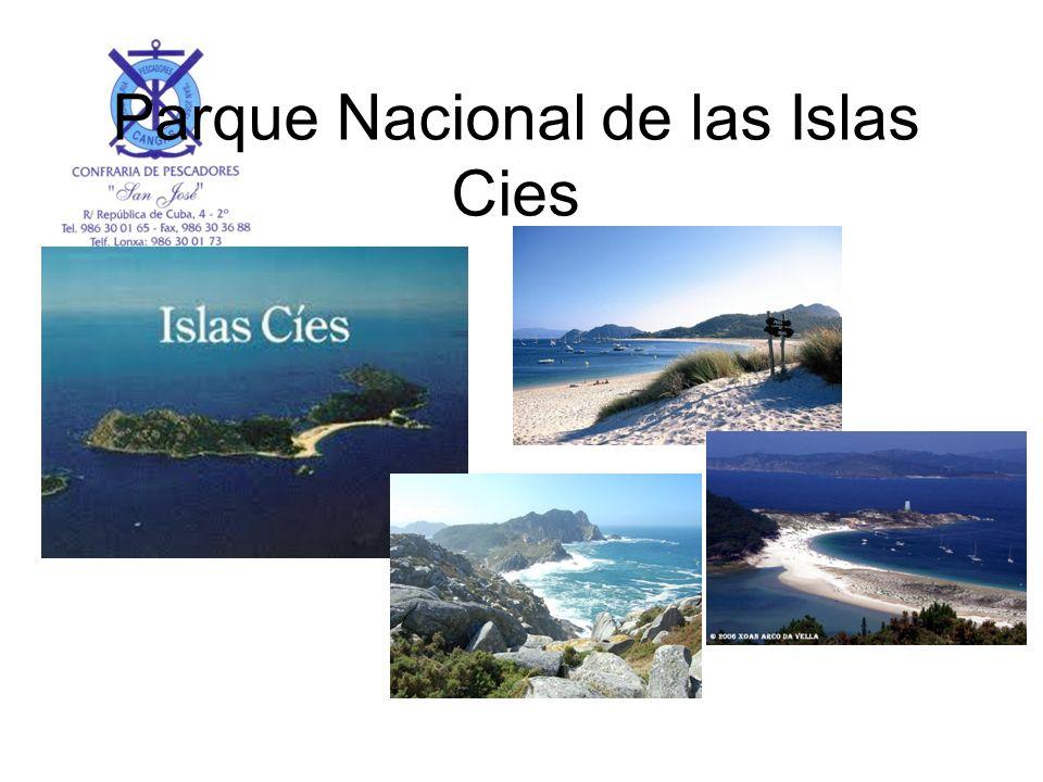 Zonas de trabajo Rodeira Parque nacional de las Islas Cies.Costa da vela Barra