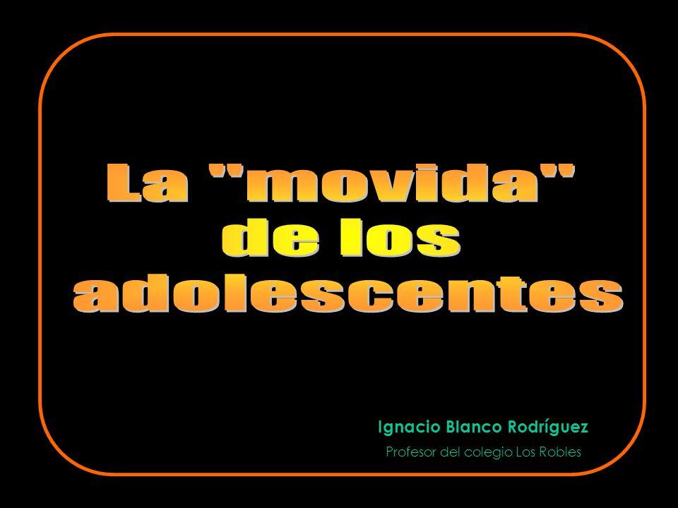 Ignacio Blanco Rodríguez Profesor del colegio Los Robles