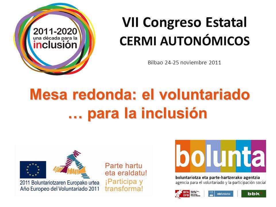 El voluntariado en España Actividades de participación ciudadana El 85% de la población consultada afirma haber realizado al menos una de esas actividades alguna vez en su vida.