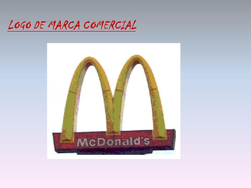 LOGO DE MARCA COMERCIAL