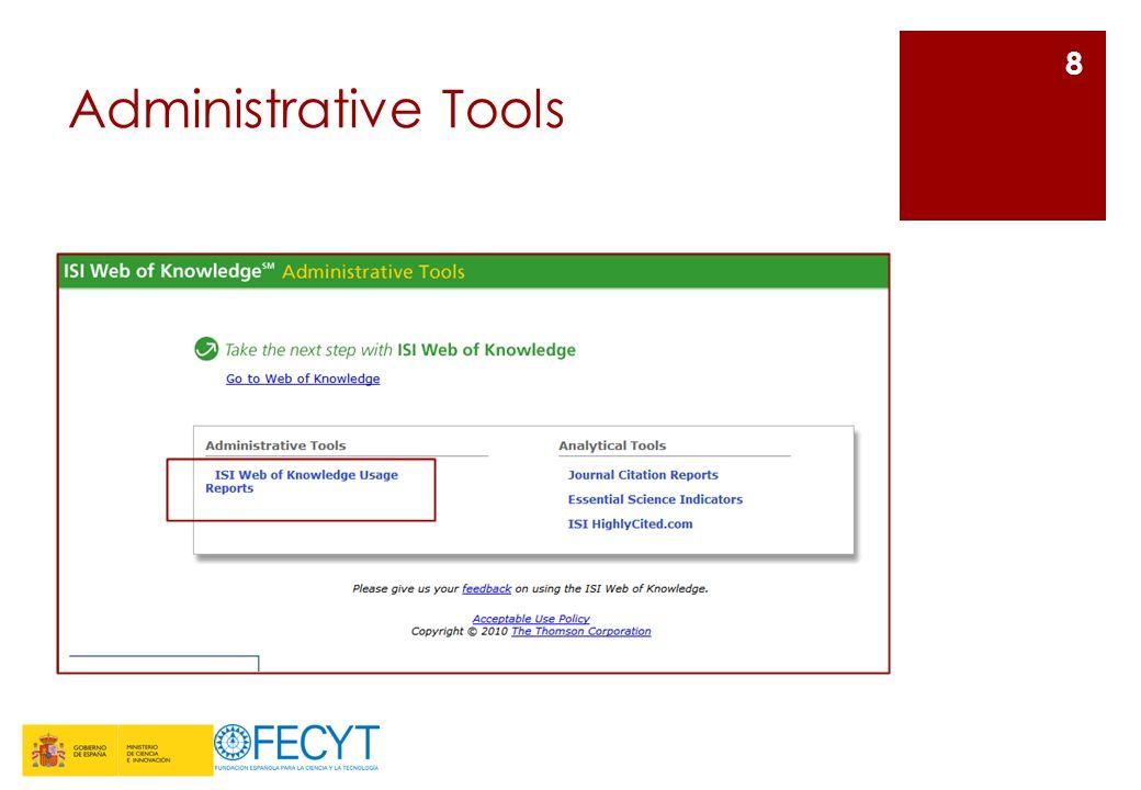Administrative Tools 8