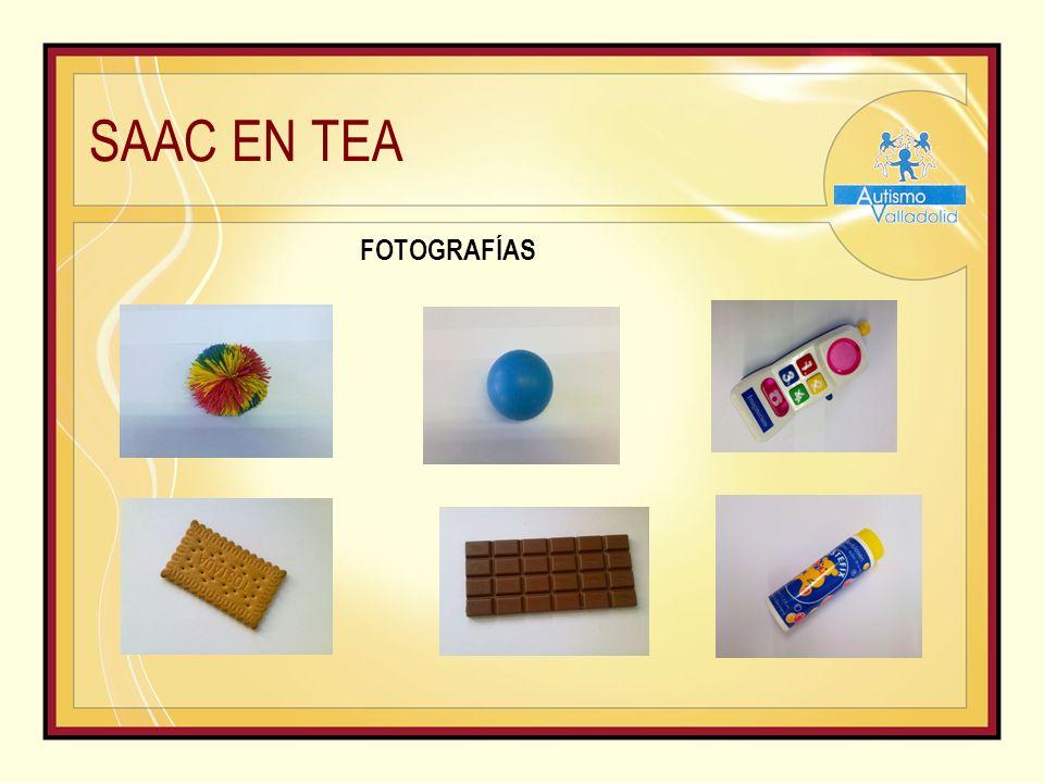 SAAC EN TEA FOTOGRAFÍAS