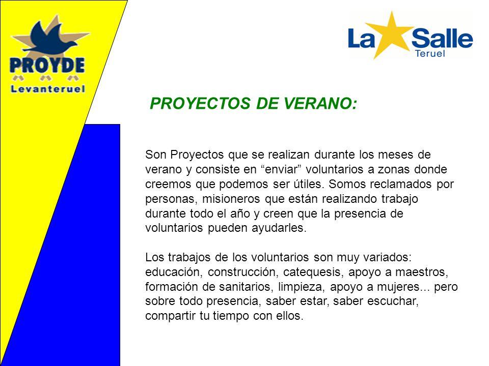 Zona Sierra Durango (México) Apoyo al voluntariado mexicano en la formación familiar y animación pastoral.