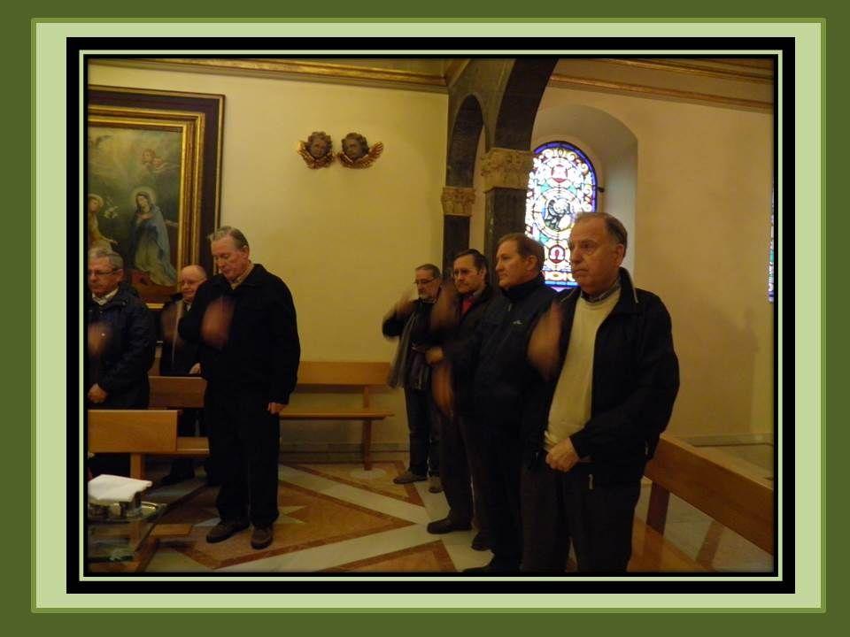 En el santuario de Queral tuvimos la Santa Misa