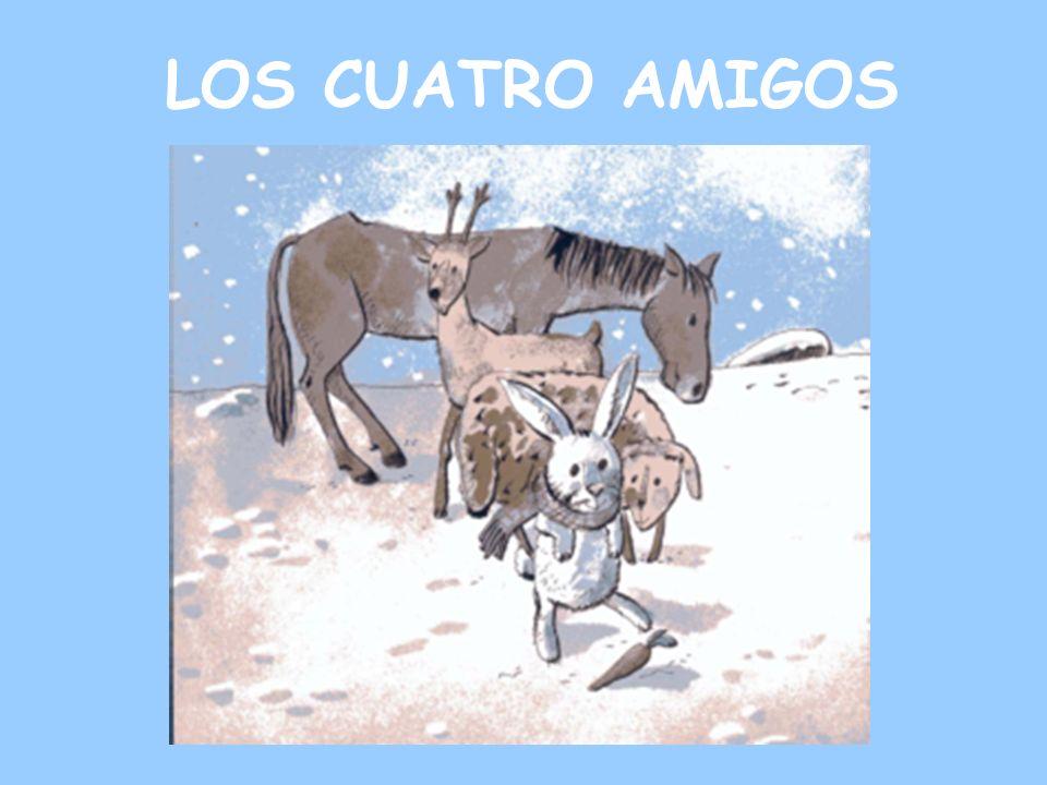 LOS CUATRO AMIGOS
