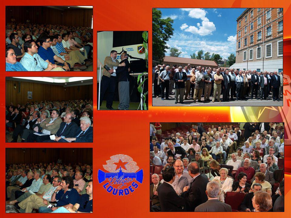 1.- 24 DE OCTUBRE DE 2009 A la convocatoria asisten un importante número de AA (unos 40).