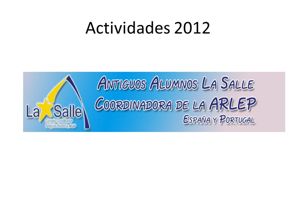 1ª Asamblea de la Misión - AIMEL ANTIGUOS ALUMNOSAMPAS