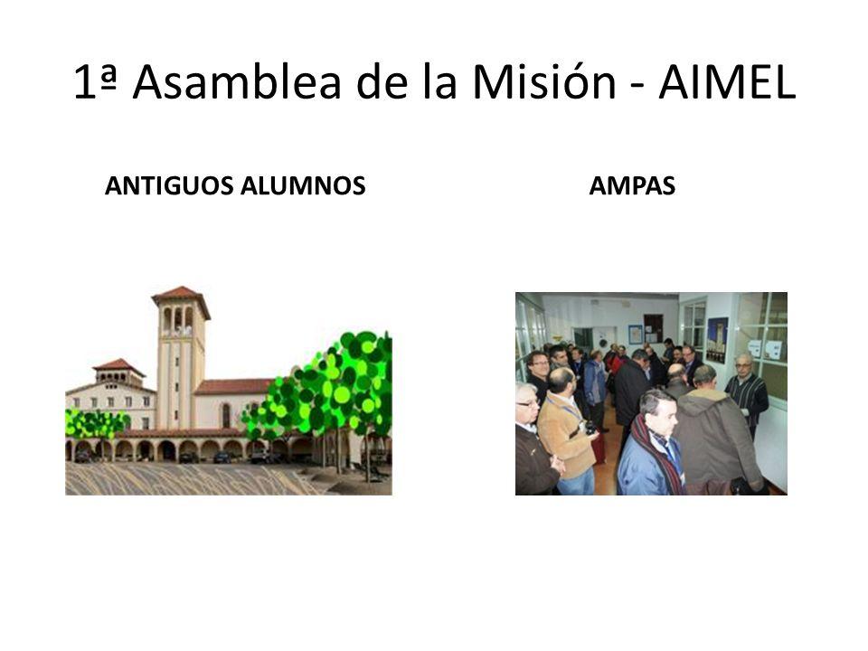 -Detalle albergues lasalianos -Coordinación 6º Encuentro AA