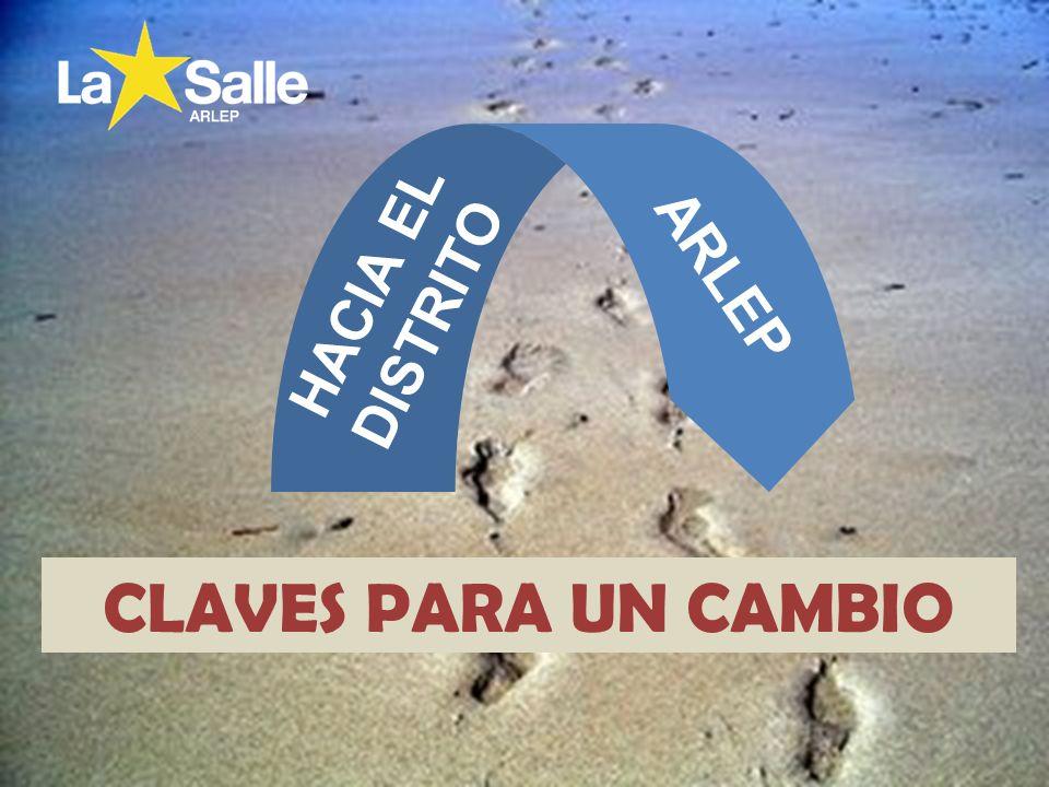 CLAVES PARA UN CAMBIO HACIA EL DISTRITO ARLEP