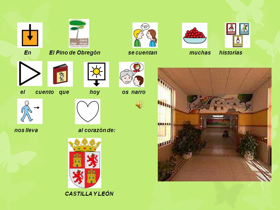 En El Pino de Obregón se cuentan muchas historias el cuento que hoy os narro nos lleva al corazón de: CASTILLA Y LEÓN