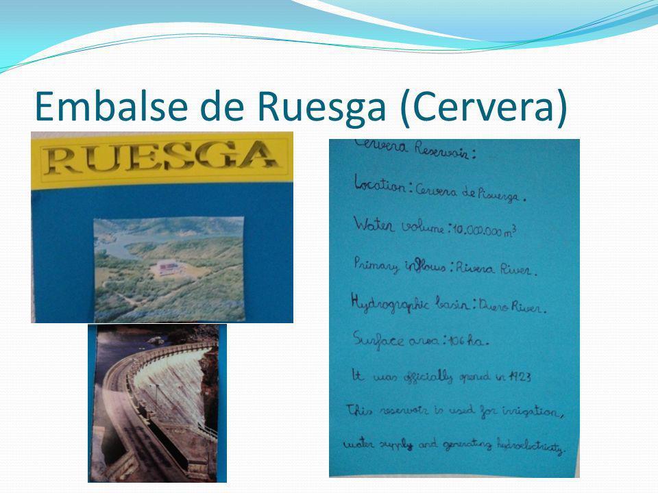 Embalse de Ruesga (Cervera)