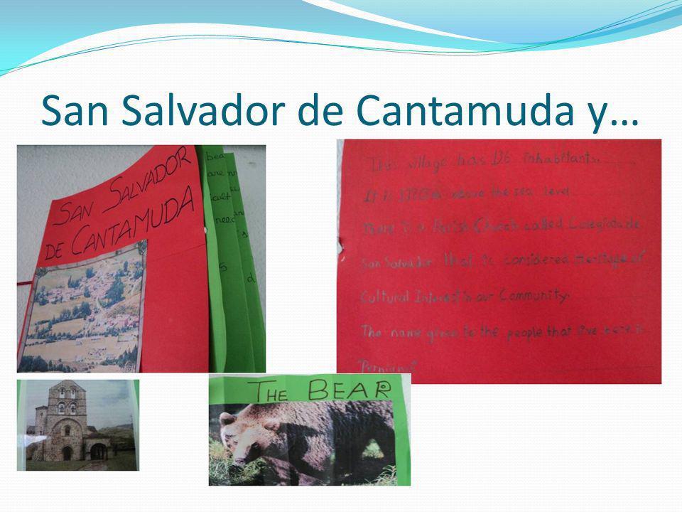 San Salvador de Cantamuda y…