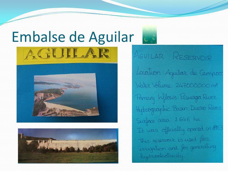 Embalse de Aguilar