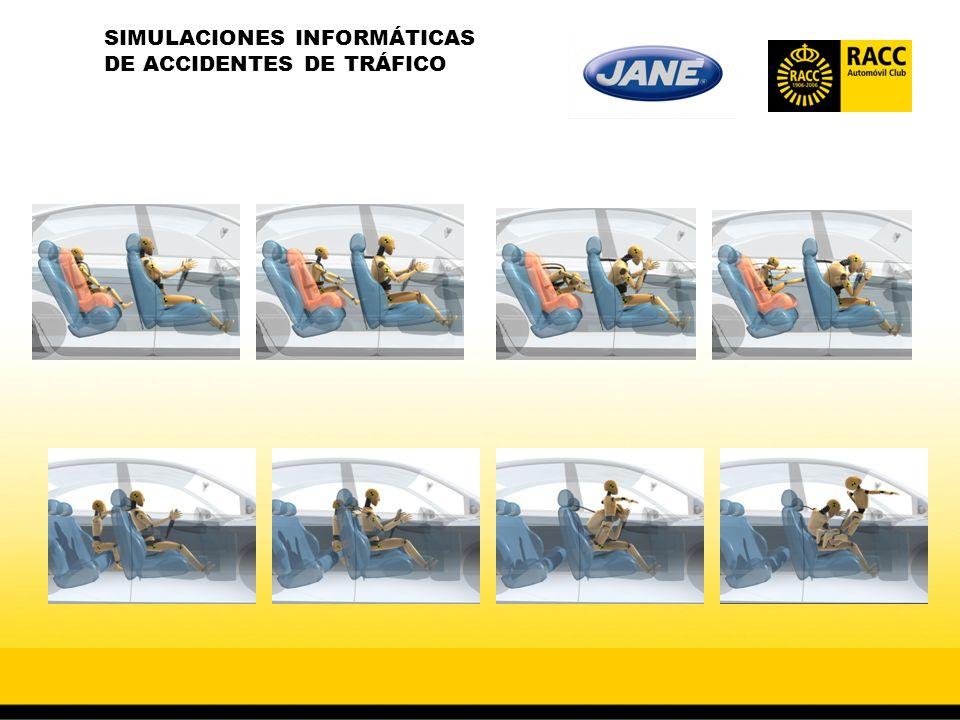 SIMULACIONES INFORMÁTICAS DE ACCIDENTES DE TRÁFICO