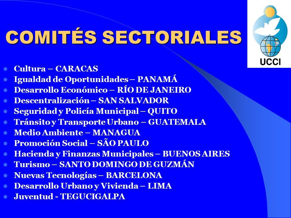 REUNIONES SUBREGIONALES DE ALCALDES Reunión de Alcaldes Zona Andina Reunión de Alcaldes de Centroamérica, México y El Caribe.
