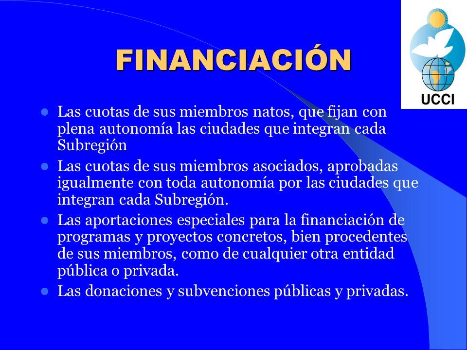 OBJETIVOS Fomentar los vínculos, relaciones e intercambios entre las ciudades capitales iberoamericanas.