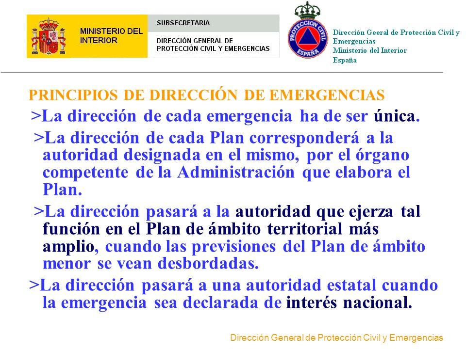 Dirección General de Protección Civil y Emergencias RIESGOS OBJETO DE PLANES ESPECIALES >PLANES ESPECIALES Inundaciones. Sismos. Químicos. Transportes