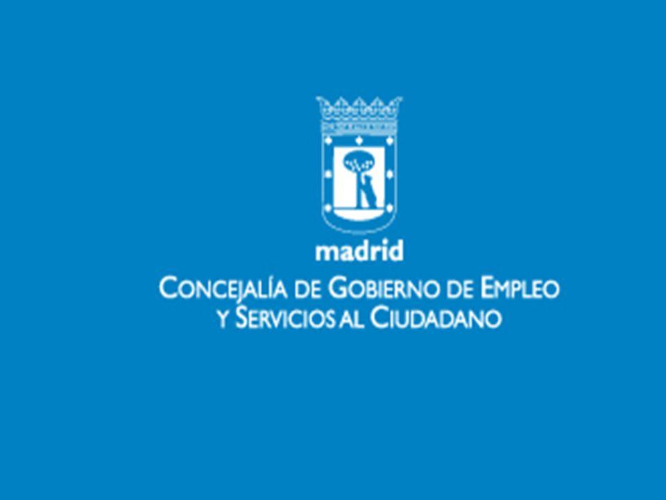 Concejalía De Gobierno De Empleo Y Servicios Al Ciudadano Gerencia De Mayores CONTRATO DE SERVICIO PÚBLICO DE AYUDA A DOMICILIO 2004-2008 Rueda de Prensa 30-4-04