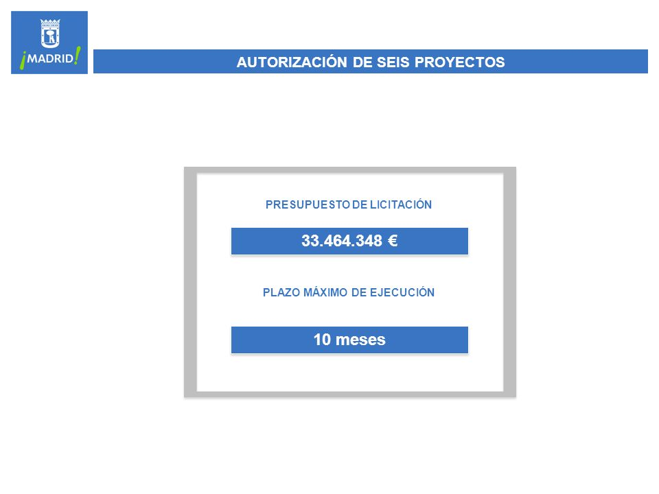 SALÓN DE PINOS TRAMO AVENIDA DE PORTUGAL – PUENTE OBLICUO PRESUPUESTO EJECUCIÓN 6.912.095 10 meses
