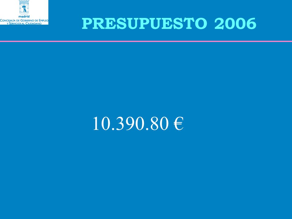 PRESUPUESTO 2006 10.390.80