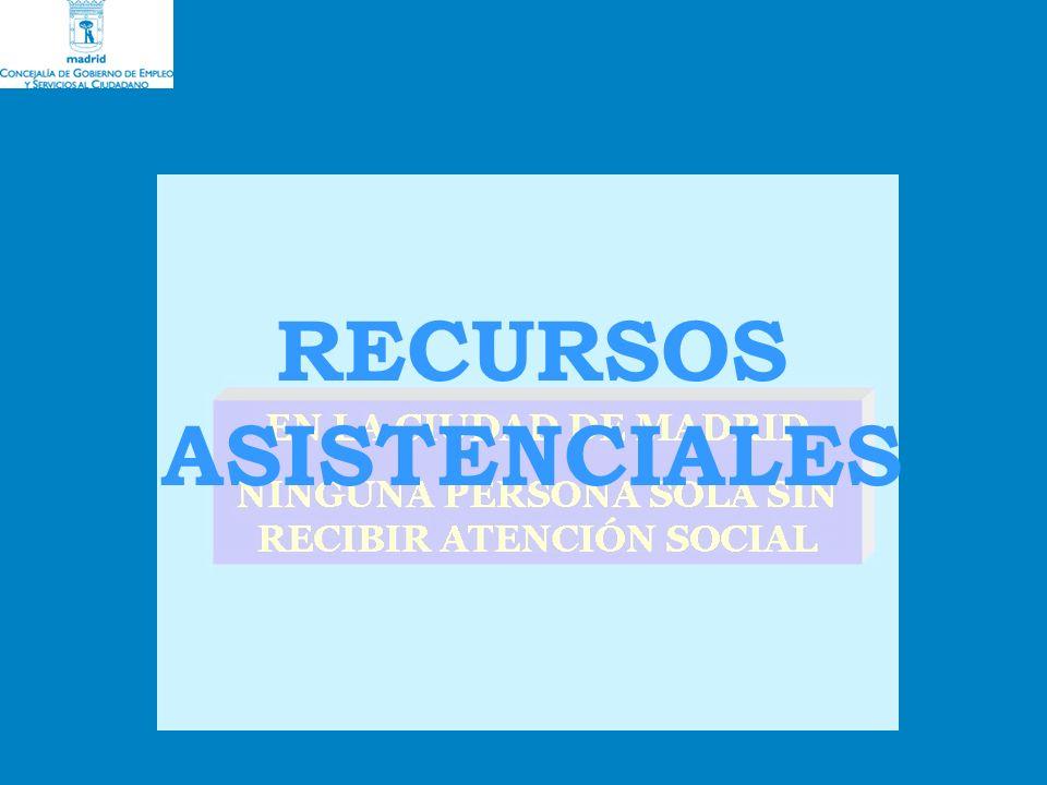 RECURSOS ASISTENCIALES