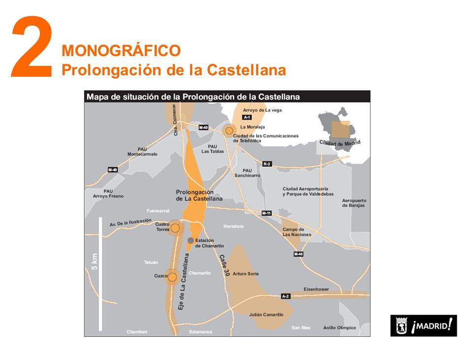 MONOGRÁFICO Prolongación de la Castellana 2