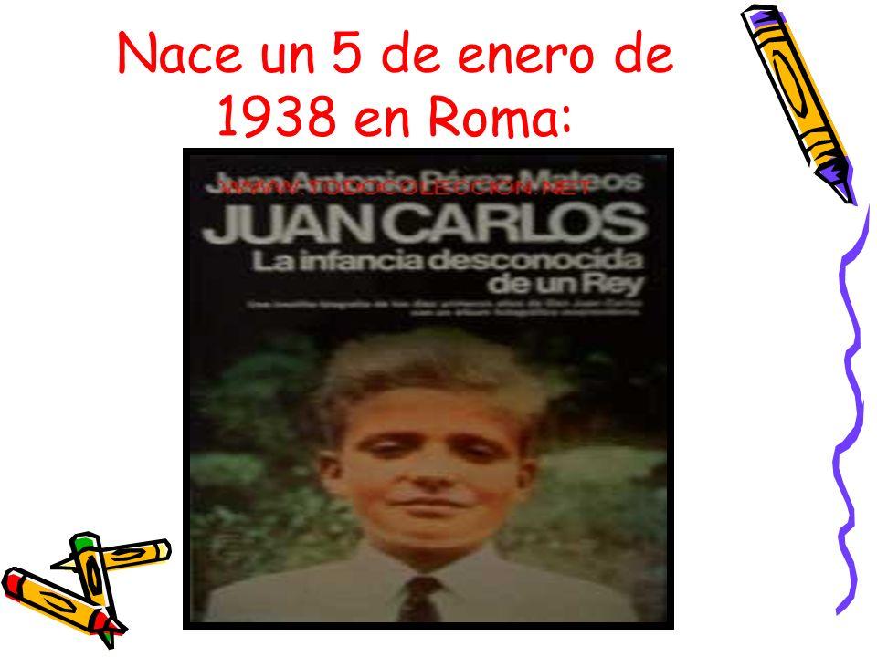 Nace un 5 de enero de 1938 en Roma: