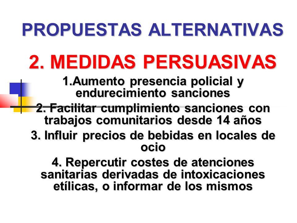 PROPUESTAS ALTERNATIVAS 2.